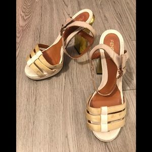 Fendi heels ❕